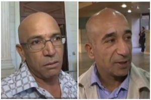 Abdelkader Azzimani et Abderrahim El-Jabri